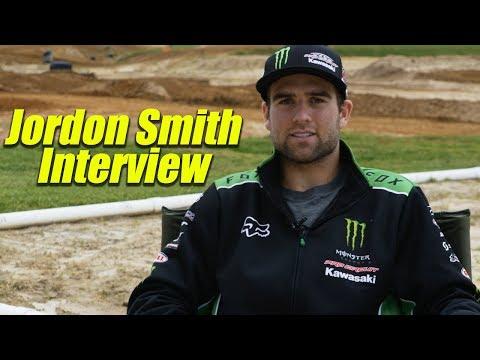 Jordon Smith talks about the 2020 Supercross Season -Motocross Action Magazine