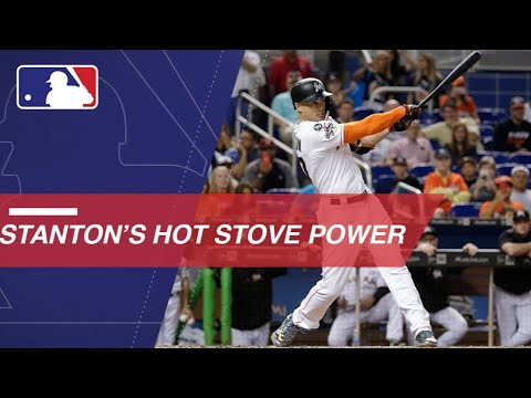 Teams courting Stanton have seen his power firsthand