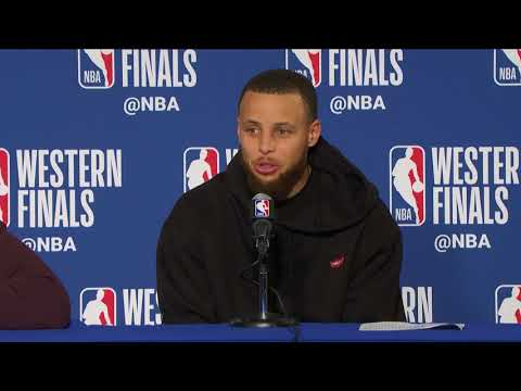 Stephen Curry & Kevin Durant Postgame Interview | Rockets vs Warriors Game 6