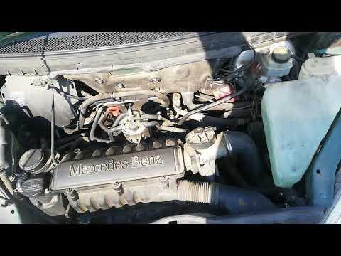 Mercedes-Benz A Klasė 2000 m dalys