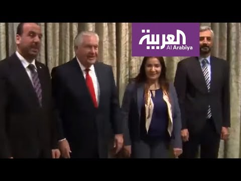 تيلرسون يطالب إيران وحزب الله بالانسحاب من سوريا