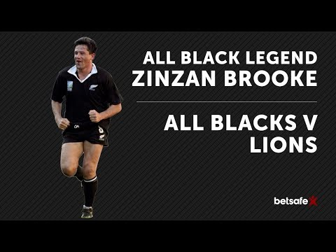 All Blacks v British Lions Preview First Test - Zinzan Brooke
