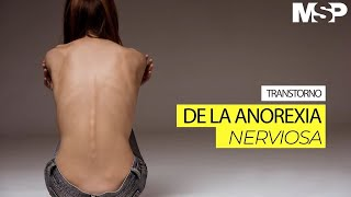 Trastorno de la anorexia nerviosa