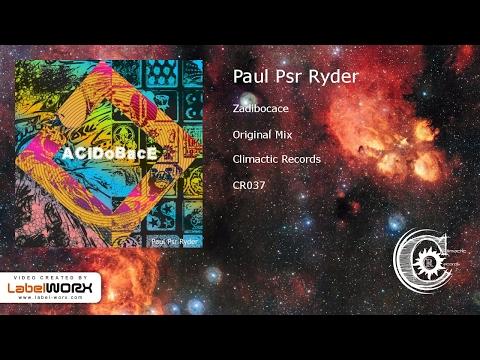 Paul Psr Ryder - Zadibocace (Original Mix)