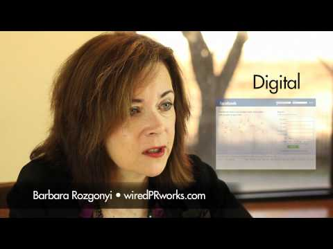Barbara Rozgonyi on Social Media Marketing in 3D