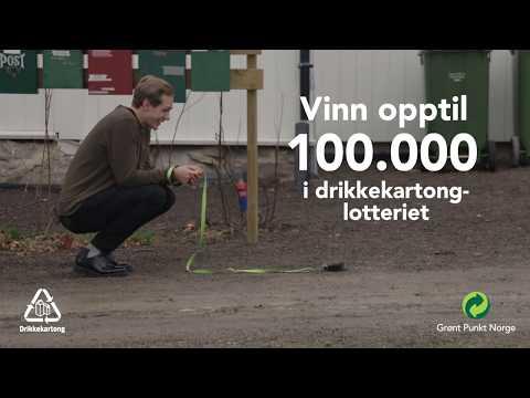 Returkartonglotteriet | Lyst på hund? | Grønt Punkt Norge (Kort)