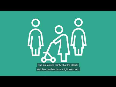 Dignity Guarantees in Elderly Care