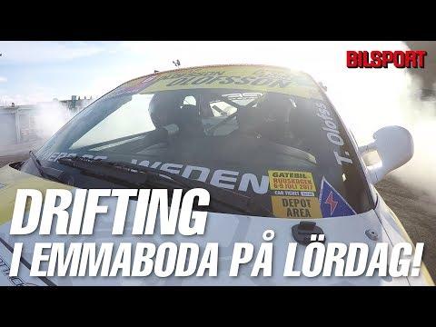 Drifting i Emmaboda på lördag!