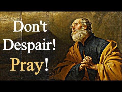 Don't Despair! Pray! - Reverend William Macleod Sermon