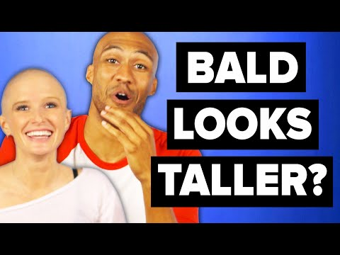 Why Bald Men Are Awesome