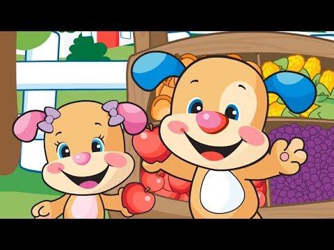 Lernspaß | die Farben Lernen! | Fisher-Price Deutsch | Kinderlieder | Cartoons für Kinder