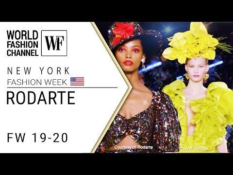 Rodarte Fall-winter 19-20 New york fashion week