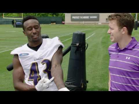 Meet The Rookies: CB Tavon Young   Baltimore Ravens