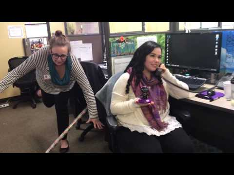 Mercy Home Health Takes the Mannequin Challenge