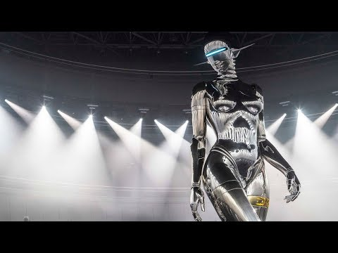 Interview: Hajime Sorayama's sculpture for Dior | Design | Dezeen
