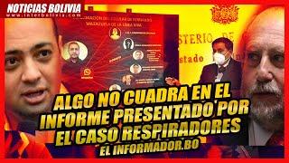 ???? INFORME DE CASO RESPIRADORES, DEJA MUCHAS DUDAS Y COMIENZA DEBATE EN REDES SOCIALES ????