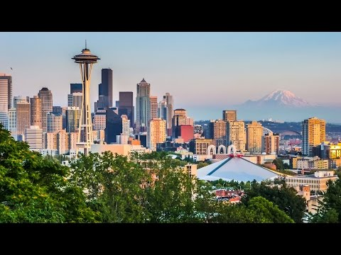 Visit Seattle in One Day: Sightseeing Tour including Space Needle and Pike Place Market