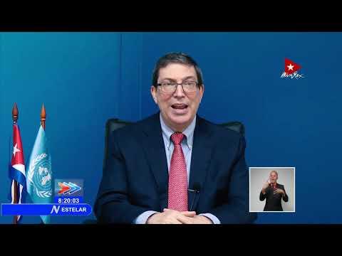 Reafirma Cuba compromiso de no proliferación y control de armamentos