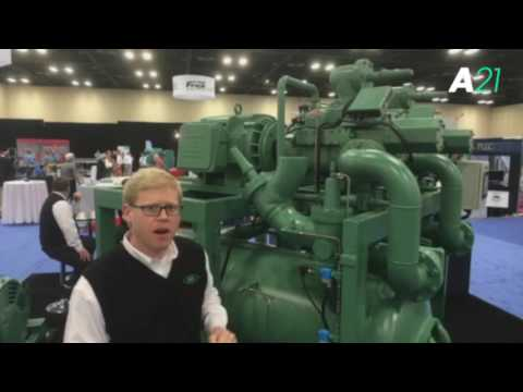Interview with Bitzer at IIAR 2017