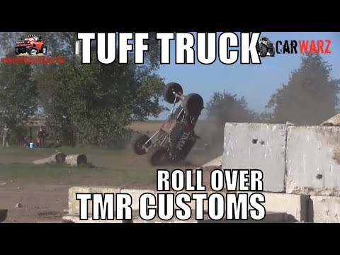 ROLL OVER - TMR CUSTOMS Buggy FREESTYLE At Minto Tuff Truck Challenge 2018