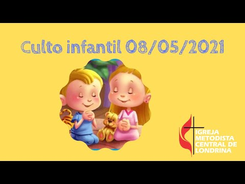 Culto infantil 08/05/2021
