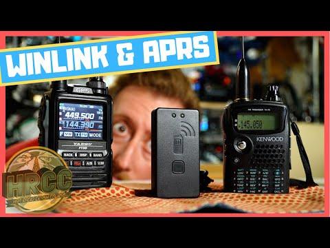 Turn a Cheap Ham Radio Into An APRS & WinLink Transceiver