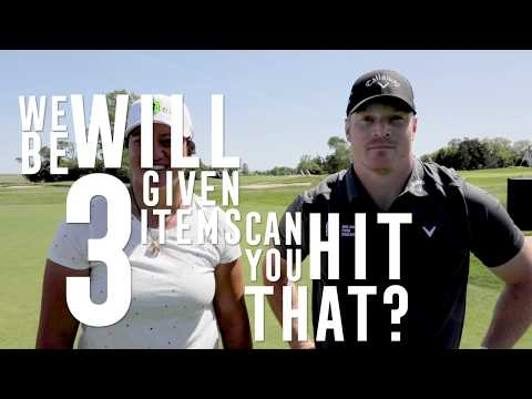 World Long Drive Hitters: Can You Hit That? Part 2 | Golf Channel