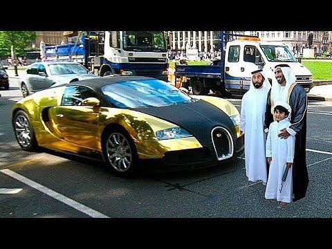 Как Самые Богатые Дети Дубая Тратят Свои Деньги