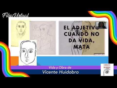Vidéo de Vicente Huidobro