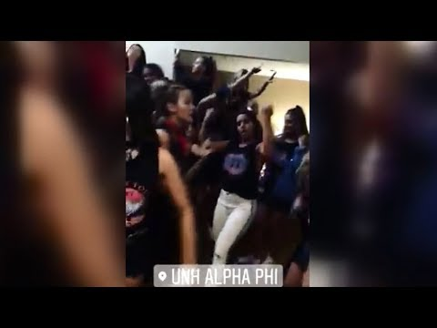 Sorority Under Fire For Singing The N-Word | What's Trending Now!