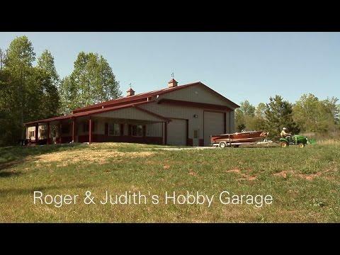 Roger & Judith's Hobby Garage