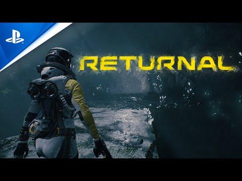 RETURNAL – Primeras armas, dispositivos y herramientas | PS5 en ESPAÑOL | 4K | PlayStation España