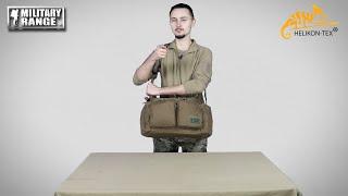 video - Taktická taška HELIKON WOMBAT MK2