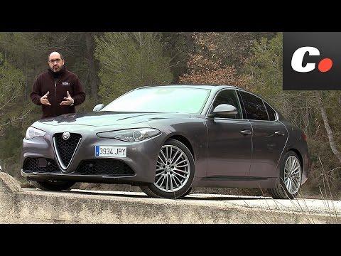 Alfa Romeo Giulia 2017 | Prueba / Test / Review en español | Coches.net