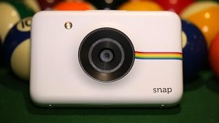 The Polaroid Snap is part digital camera, part printer