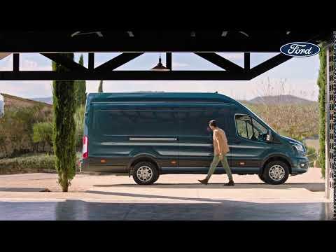 Ford Transit – Legendární dodávka | Ford Česká republika