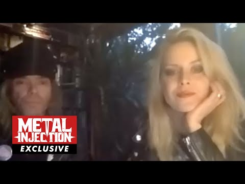 LUCIFER Plays 'How Well Do You Know Your Bandmate' | Metal Injection
