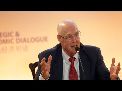 Hank Paulson Makes the Economic Case for Biodiversity