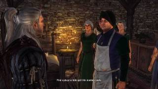 The Witcher 2 (007) - Prologue - The Monastery, Part 1