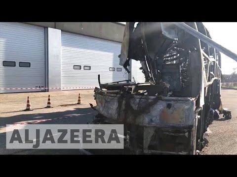 Italy: 16 dead as Hungarian school bus crashes in Verona