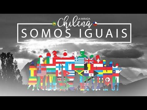 TODO Estrangeiro é mais PARECIDO do que imagina | La Mirada Chilena - 3ª temp.