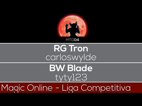 [GAMEPLAY - MOL] RG Tron vs BW Blade (Liga RG Tron - Jogo 3)