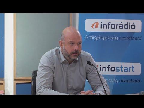 InfoRádió - Aréna - Takáts Előd - 2021.09.30.