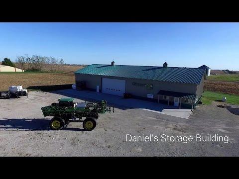Daniel's Storage Building