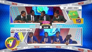 Holy Childhood High vs St. Jago High: TVJ SCQ 2020 - March 4 2020