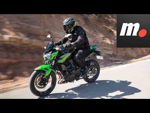 Kawasaki Z400 | Prueba / Test / Review en español
