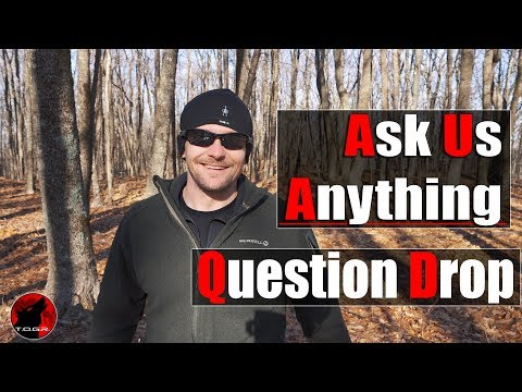 Ask Us Anything - Part 9 - Question Submission