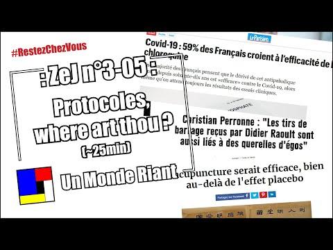 Zététique et journalisme - #3-05 - Protocoles, where art thou ?