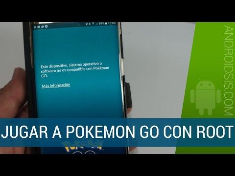 Cómo jugar a Pokemon Go desde un Android con Root