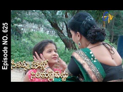Seethamma Vakitlo Sirimalle Chettu | 4th September 2017| Full Episode No 625 | ETV Telugu | cinevedika.com